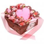 18 Pc Romantic Basket