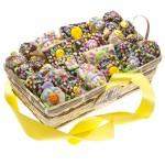 30 Piece Festive Birthday Basket