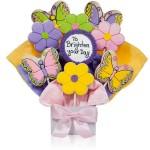 Brighten Your Day Cookie Bouquet