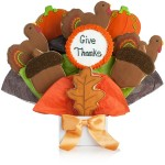 Give Thanks Cookie Bouquet
