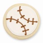 Baseball Cookie Favor