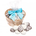Basket of 12 Holiday Oreos