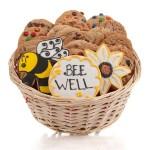 Bee Well Cookie Gift Basket