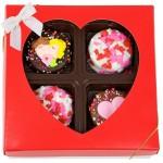 Belgian Chocolate Oreos® SweetHeart Box