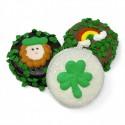 "Belgian Chocolate St. Patrick's Day Oreos®- Individually Wrapped ""Bulk"""