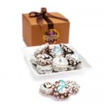 Belgian Chocolate Winter Holiday Oreos®- Gourmet Gift Box