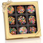 Confetti Chocolate Dipped Oreos®, Box of 9