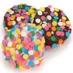 Confetti Chocolate Dipped Oreos®-INDIVIDUALLY WRAPPED
