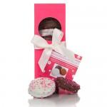 Elegant Fushia Gift Box of 10