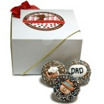 Father's Day Chocolate Dipped Oreos®- Gift Box of 12