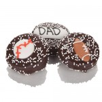 Father's Day Sports Chocolate Dipped Oreos®- Individually Wrapped
