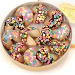 Festive Confetti Wheel of Fortunes