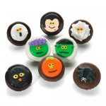 Halloween Scare Chocolate Dipped & Decorated Oreos®- Individually Wrapped