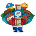 Home Sweet Home Cookie Bouquet