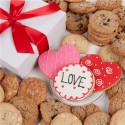 Lovely Hearts Signature Cookie Gift Box