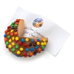 M&M's Baby Giant Fortune Cookie