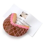 Neopolitan Baby Giant Fortune Cookie