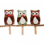 Owl Crispy Characters- Individually wrapped