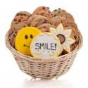 Smile! Cookie Gift Basket