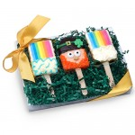 St. Patrick's Day Crispy Characters-GIFT SET OF 3
