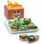 St. Patrick's Day Mini Krispie Gift Box