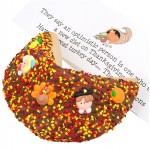 Thanksgiving Giant Fortune Cookie