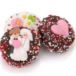 Wedding Chocolate Oreos®-Indivually Wrapped
