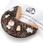 Wedding Giant Super Fortune Cookie
