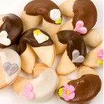 Wedding Gourmet Fortune Cookies-CLASSIC STYLE-Individually Wrapped -Bulk