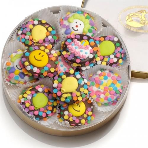 Wheel Of Happy Birthday Oreos®
