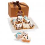 Winter Mini Krispie Gift Box