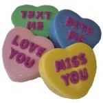 Oreo® Cookies - Candy Heart Shape, Set of 4