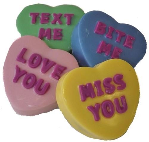 Oreo® Cookies - Candy Heart Shape, Set of 4