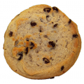 Semi Sweet Chocolate Chip Cookie (1 Dozen) - Individually Wrapped