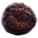 Double Chocolate Chip Walnut Cookie (1 Dozen) - Individually Wrapped