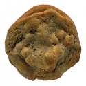 Macadamia White Chocolate Chip Cookie (1 Dozen) - Individually Wrapped