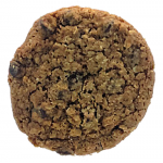 Oatmeal Chocolate Chip Cookie (1 Dozen) - Individually Wrapped