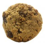 Pecan Caramel Dark Chocolate Chip Cookie (1 Dozen) - Individually Wrapped
