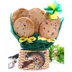 Fishing Cookie Planter - 6 Gourmet Cookies